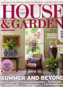 Mia Tarney: House & Garden September 2013