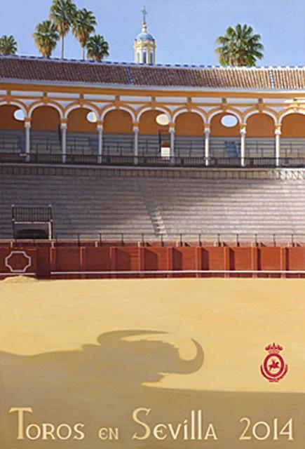 Toros en Sevilla, 2014 by Guillermo Muñoz Vera,