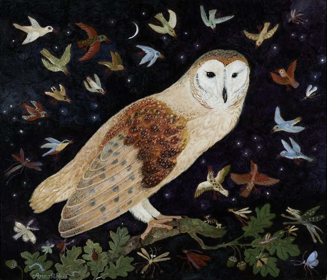 'A Word to the Wise' by Anna Pugh