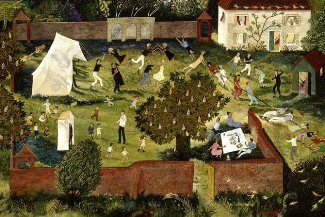 Anna Pugh Jigsaw Puzzle - OUT OF STOCK, Tug of War - 250 piece puzzle