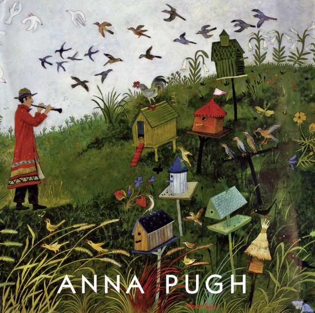 Anna Pugh Book, Available through the gallery. Retail price POA