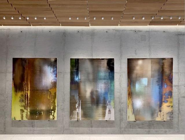 NIR HOD — Installation at MIT Museum, Boston USA