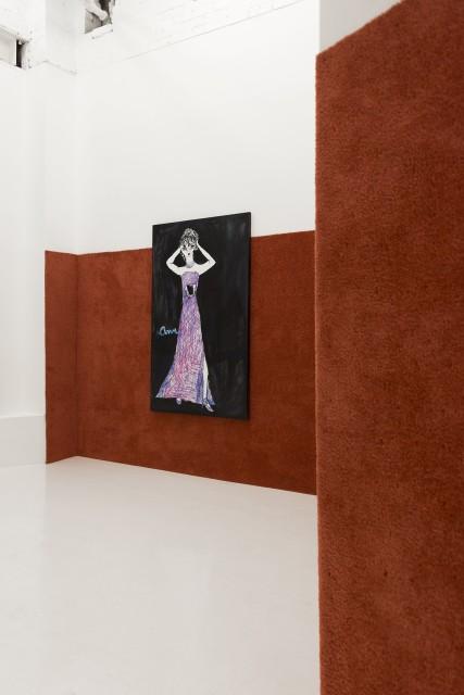 Ann Hirsch, Damsel in Chains, 2015