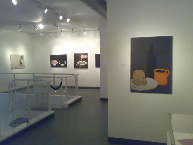 FONS HAAGMANS Installation View