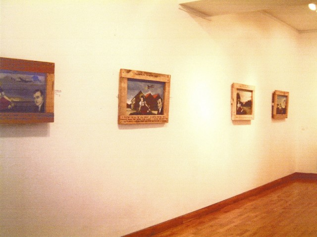 FRANCIS MARSHALL Installation View