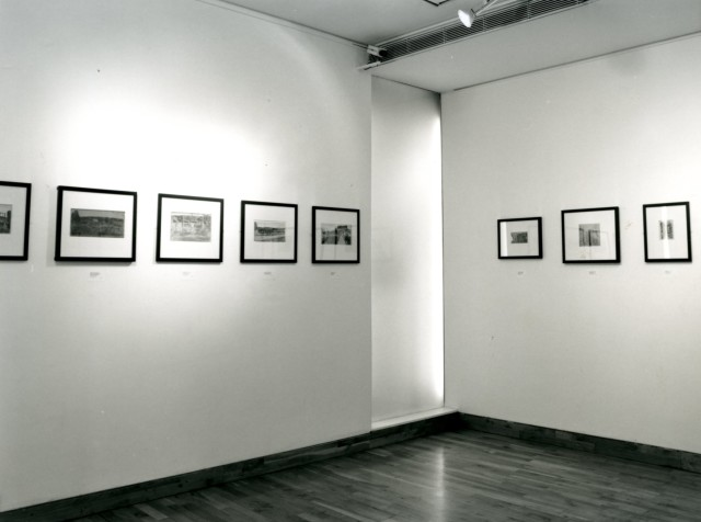 JAMES CASTLE Installation View