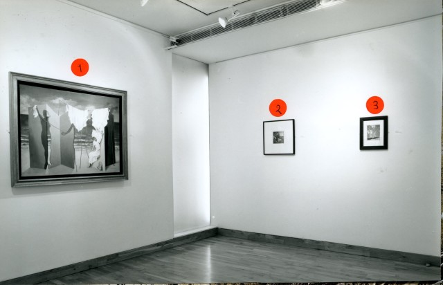 SOME SUMMER SURREALISTS Installation View
