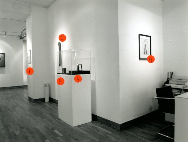 A MAN RAY MISCELLANY Installation View