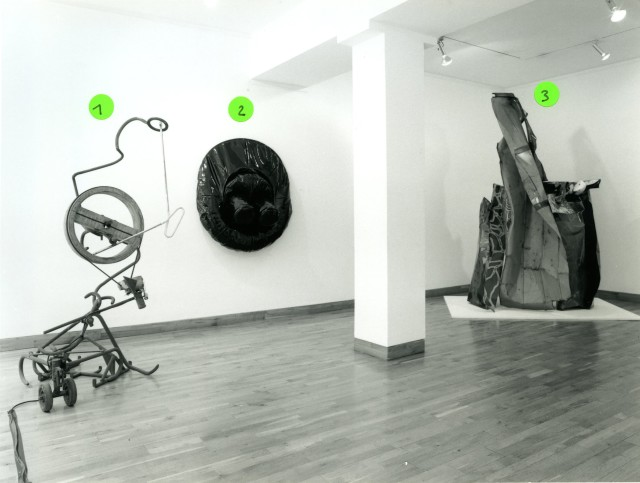85 YEARS OF SCULPTURE Installation View