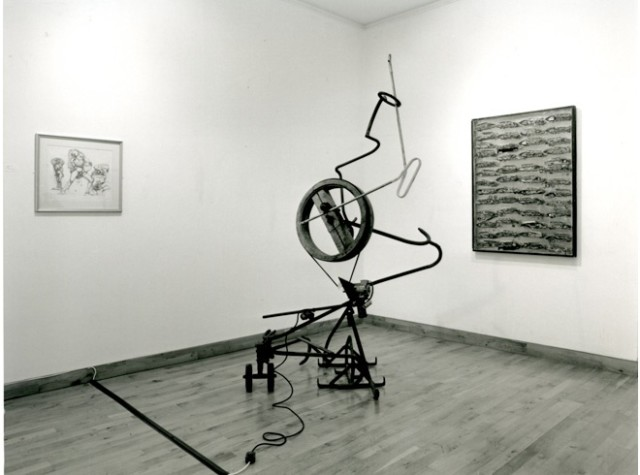 SCULPTORS AND THEIR DRAWINGS Installation View