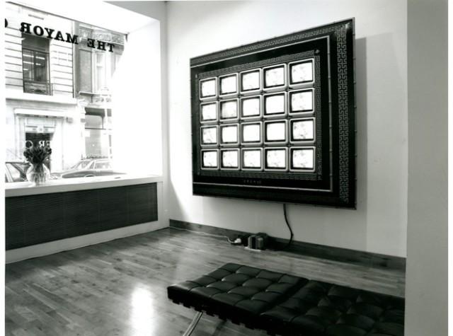 NAM JUNE PAIK Installation View