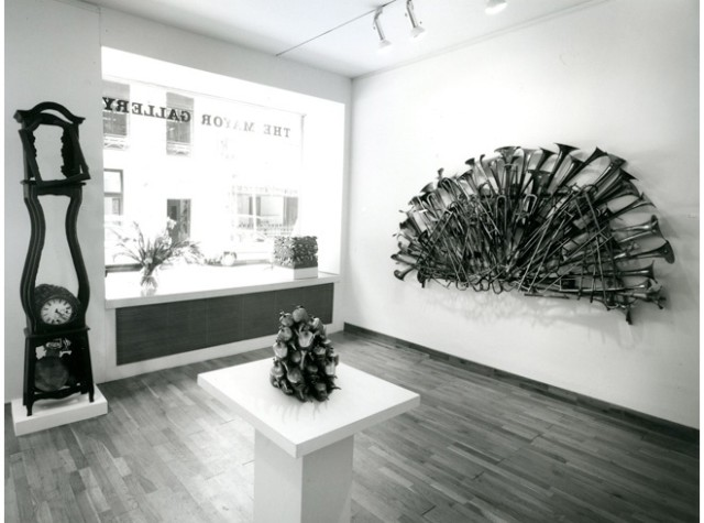 ARMAN Installation View