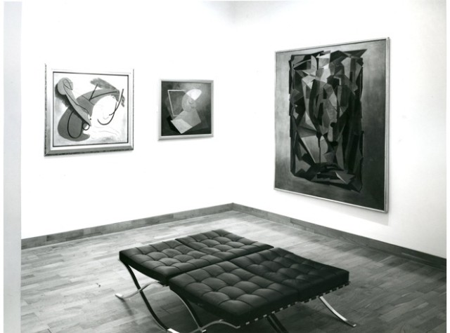 BRITISH PAINTINGS OF THE 1930'S AND 1940'S Installation View