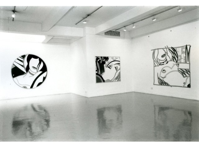 TOM WESSELMANN Installation View