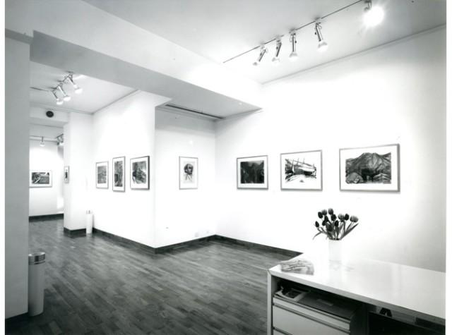 DAVID BOMBERG Installation View