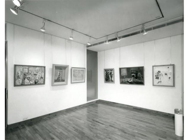 LEEDS CITY ART GALLERY Installation View