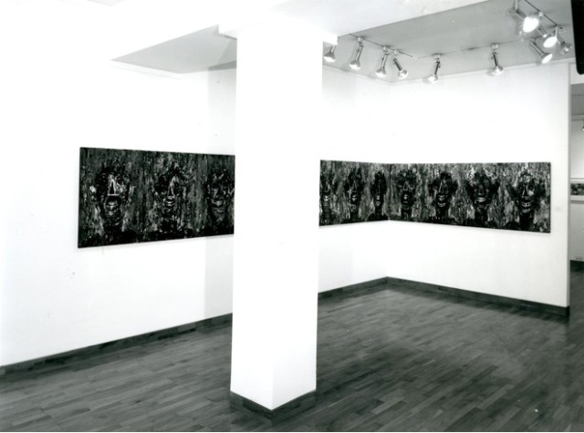 LUCAS SAMARAS Installation View