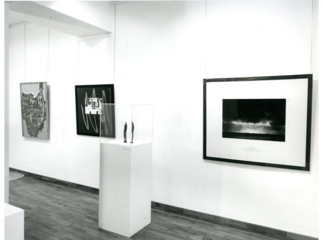 RECENT ART ACQUISITIONS, CARTWIGHT HALL & BRADFORD Installation View