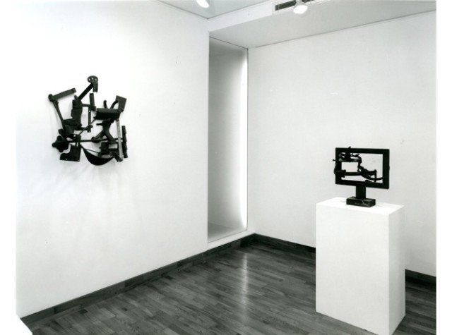 RICHARD STANKIEWICZ Installation View