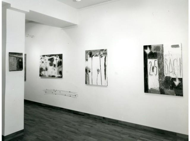 NICOLA DE MARIA Installation View