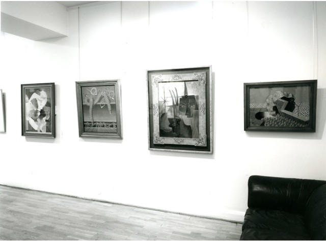 BOLTON ART GALLERY Installation View