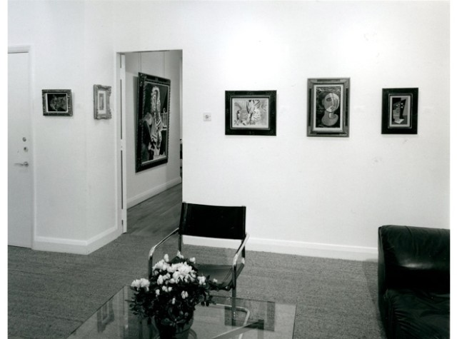 PICASSO Installation View