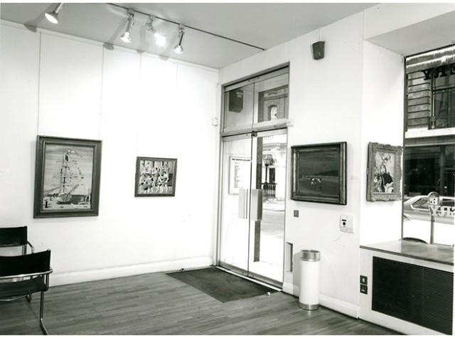 TWENTY ONE ACQUISITIONS Installation View