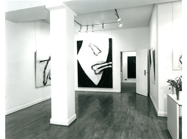 SUSAN ROTHENBERG Installation View