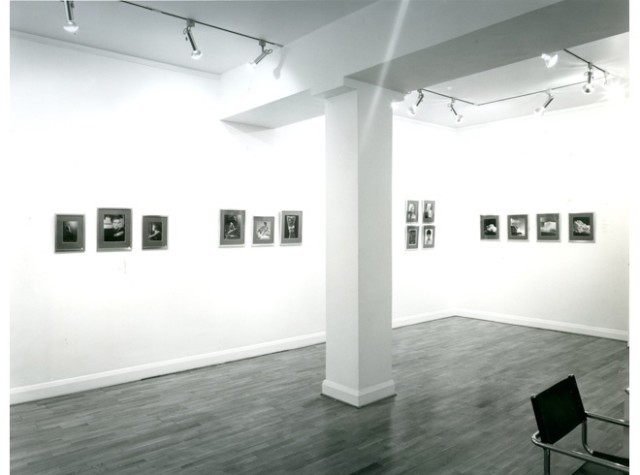 LANDSCAPES AND LADIES Installation View