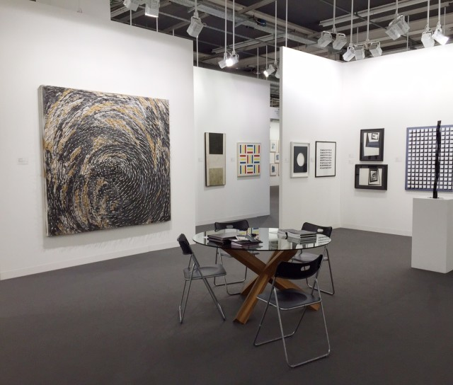 ART BASEL 2015, Installation view
