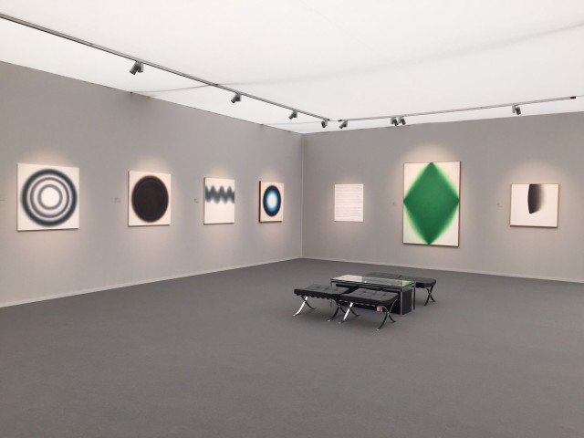 FANGOR | FRIEZE MASTERS 2015 | 13 - 18 OCT 2015