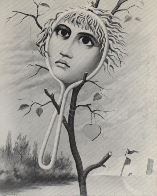 JEAN VIOLLIER , Surrealist Paintings and Etchings 1926-1929