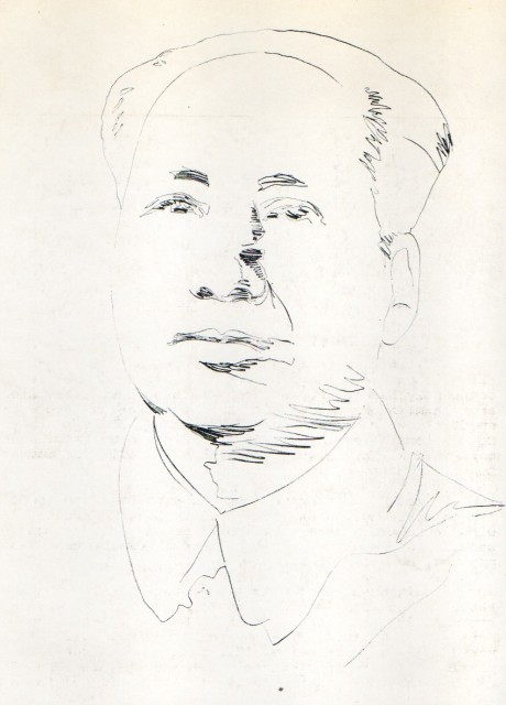 ANDY WARHOL, Recent Drawings