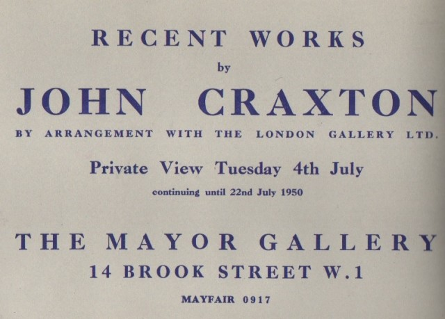 JOHN CRAXTON