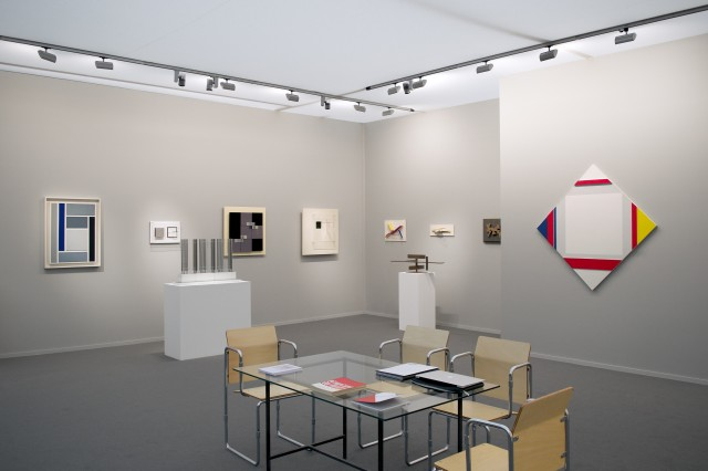FRIEZE MASTERS, De Sijl reSTRUCTUREd