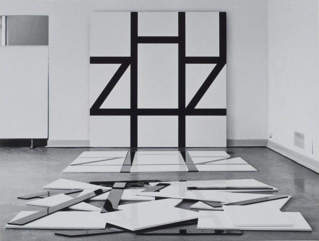 Imre Bak, Fachwerk, 1971