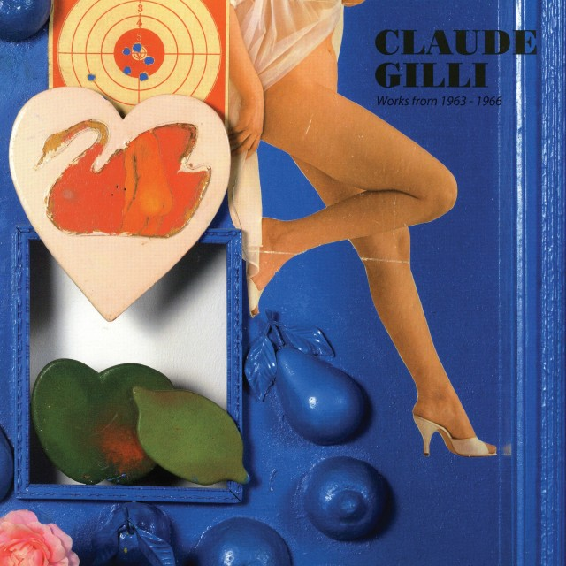 CLAUDE GILLI WORKS FROM 1963-1966