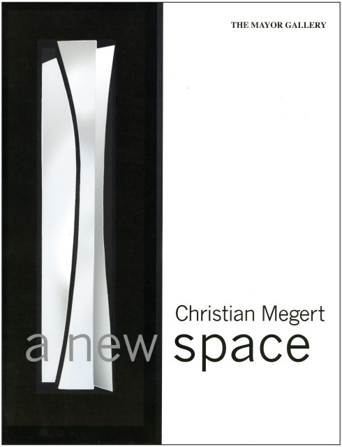 CHRISTIAN MEGERT, A NEW SPACE