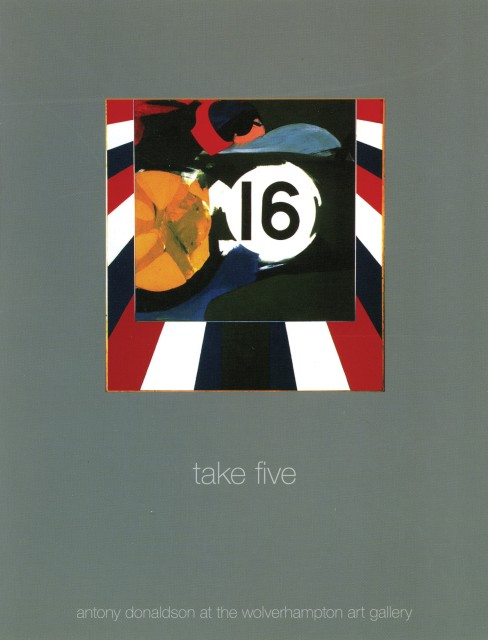 ANTONY DONALDSON, TAKE FIVE