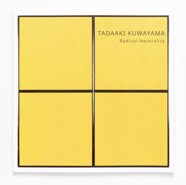TADAAKI KUWAYAMA, Radical neutrality
