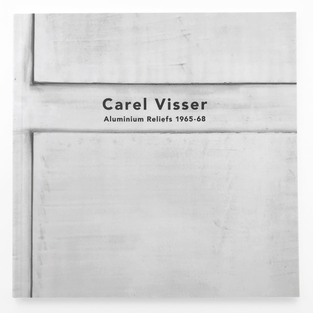 CAREL VISSER, ALUMINIUM RELIEFS 1965-68