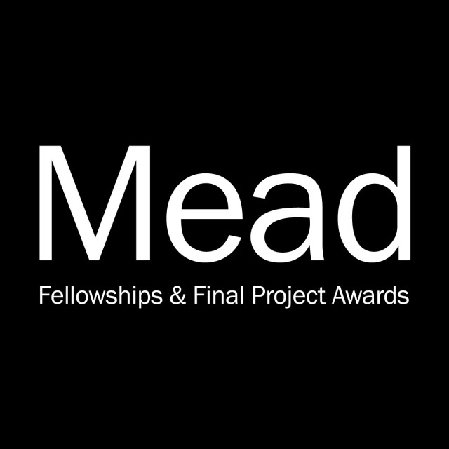 Mead Fellowships, Scholarships & Final Project Awards, University of the Arts London