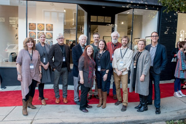 Asheville Gains Momentum, An Introduction to Gallery Artists