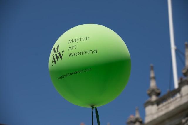 Mayfair Art Weekend