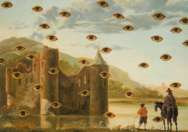 Exhibition in Focus: Laurent Grasso - The Panoptes Project