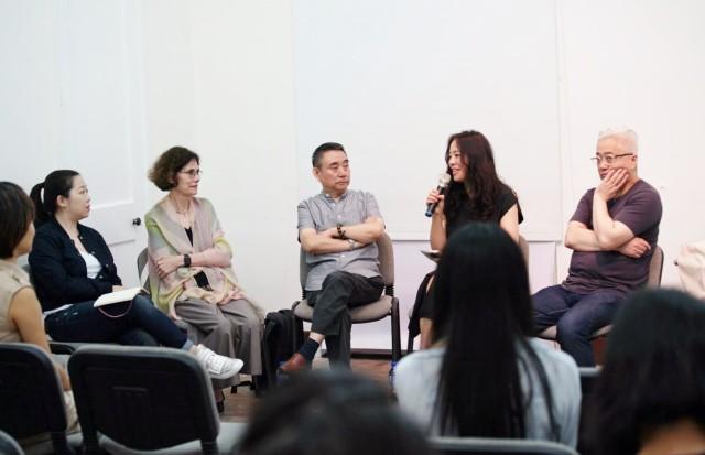 Ora-Ora x HKMMS: 'Essence' Zhang Yanzi Artist Talk