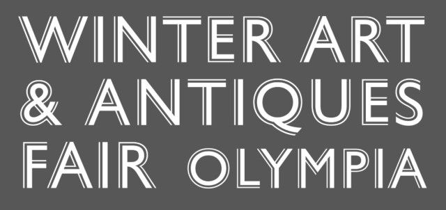 The Winter Art & Antiques Fair, Olympia Exhibition Centre, Hammersmith Road, W14 8UX
