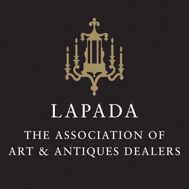 LAPADA Art & Antiques Fair, Berkeley Square, Mayfair, London