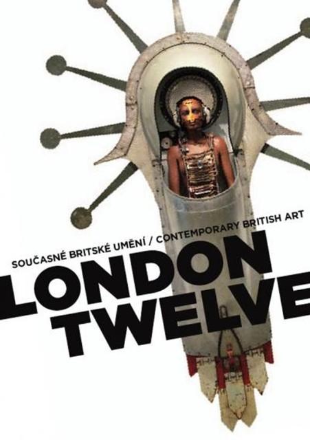 LONDON TWELVE | Contemporary British Art, City of Prague Gallery, Czcech Republic