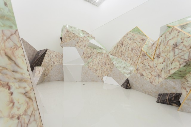 LIANG Shuo: The Grand Topology Installation View